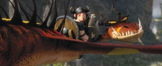 Dragon Trainer 2: una divertente scena del film