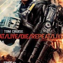 Edge of Tomorrow: nuovo character poster dedicato a Tom Cruise