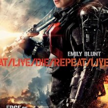 Edge of Tomorrow: nuovo character poster dedicato ad Emily Blunt