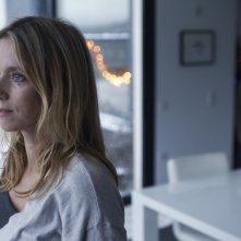 La chambre bleue: Léa Drucker in un momento del film