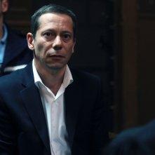 La chambre bleue: Mathieu Amalric, regista e protagonista del film, in una scena