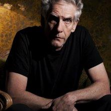 Maps to the stars: il regista David Cronenberg in una foto promozionale