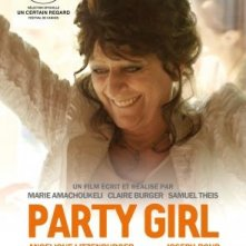 Party Girl: la protagonista del film in un primo piano