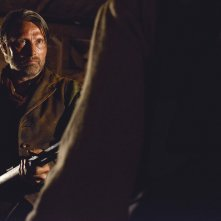 The Salvation: Mads Mikkelsen in una scena