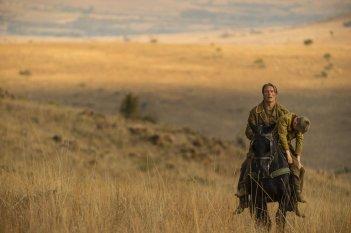 The Salvation: Mads Mikkelsen in una suggestiva scena del film western