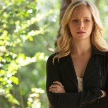 The Vampire Diaries: Candice Accola in una scena dell'episodio Home, finale della quinta stagione