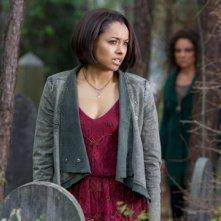 The Vampire Diaries: Kat Graham nell'episodio Home, finale della quinta stagione