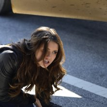 The Vampire Diaries: Nina Dobrev in una scena dell'episodio Promised Land