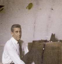Una foto di J.D. Salinger
