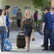 Bad Teacher: Ari Graynor in una scena del primo episodio