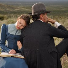 Jauja: Viggo Mortensen in una scena del film con Viilbjork Agger Malling