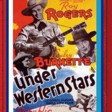 La locandina di Under Western Stars