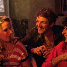 Party Girl: Angélique Litzenburger con Séverine Litzenburger e Samuel Theis in una scena