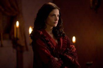 Salem: Janet Montgomery nell'episodio The Stone Child