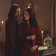 Salem: Shane West, Janet Montgomery nell'episodio The Stone Child