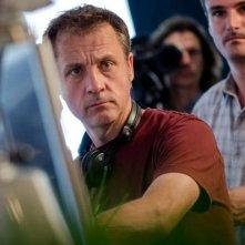Snow in Paradise: il regista Andrew Hulme sul set
