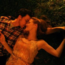 The Disappearance of Eleanor Rigby: James McAvoy e Jessica Chastain in una scena del film