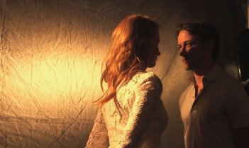 The Disappearance of Eleanor Rigby: James McAvoy insieme a Jessica Chastain in un'immagine del film