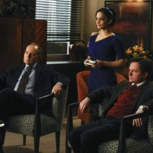 The Good Wife: Archie Panjabi, Michael J. Fox e Zach Grenier in The Deep Web