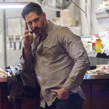 True Blood:Joe Manganiello in un'immagine dell'episodio Jesus Gonna Be Here
