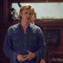 True Blood: Sam Trammell in un'immagine dell'episodio Jesus Gonna Be Here