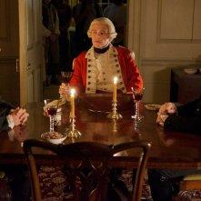 TURN: Jamie Bell, Burn Gorman e Kevin McNally nel primo episodio della serie
