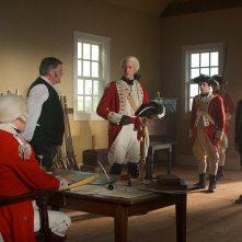 TURN: Jamie Bell, Burn Gorman, Samuel Roukin e Kevin McNally nel primo episodio della serie