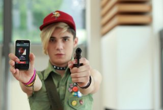 Xenia: Kostas Nikouli in una scena