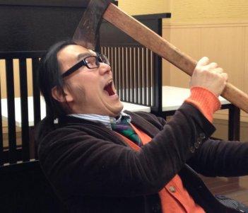 Soul Flower Train: il regista Hiroshi Nishio gioca con un'accetta