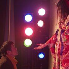 Soul Flower Train: Mitsuru Hirata e Sayoko in un emozionante momento