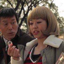 Soul Flower Train: Mitsuru Hirata e Marin in una scena