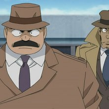 Lupin the 3rd vs Detective Conan: The Movie - I minacciosi Megure e Zenigata