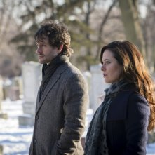 Hannibal: Hugh Dancy e Carline Dhavernas nell'episodio Ko No Mono