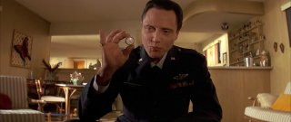 Christopher Walken in Pulp Fiction