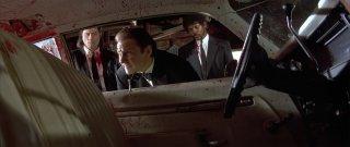 Hervey Keitel è Mr. Wolf in Pulp Fiction - con lui anche Travolta e Sam L. Jackson