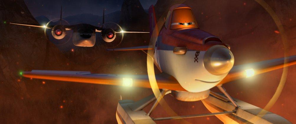 Planes 2 - Missione Antincendio: un'immagine del film d'animazione