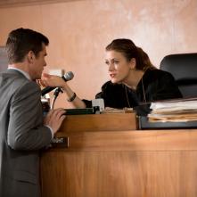 Bad Judge: Kate Walsh in una delle prime immagini della serie
