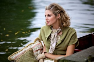 Tamsin Egerton in un'immagine di Queen and Country