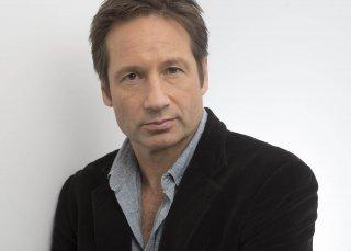 Un'immagine promozionale per l'attore David Duchovny
