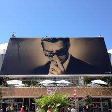 Cannes 2014: l'ingresso del Palais du Cinema