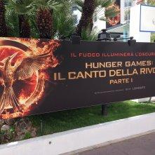 Hunger Games e il canto della rivolta è uno dei film più pubblicizzati di Cannes 2014