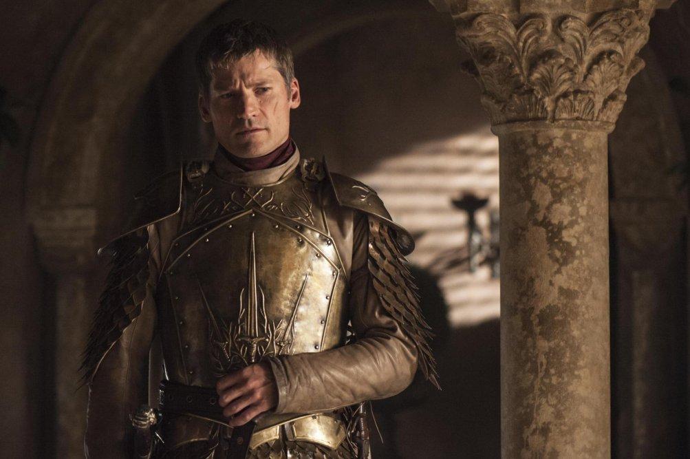 Il trono di spade: Nikolaj Coster-Waldau nell'episodio The Laws of Gods and Men