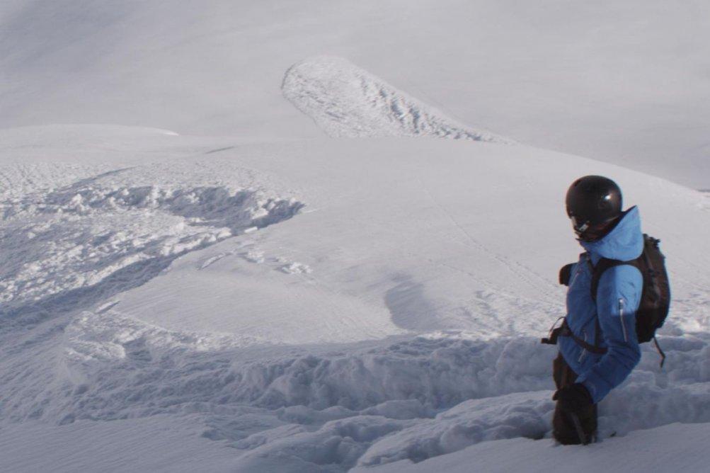 Turist: una scena del film