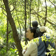 Still the Water: Naomi Kawase sul set del film