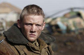 The search: Maksim Emelyanov in una scena
