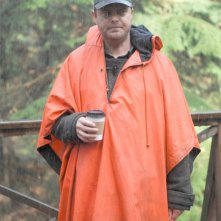 Backstrom: Rainn Wilson in una scena