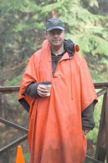 Backstrom: Rainn Wilson in una scena
