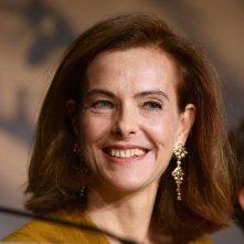 Cannes 2014, la splendida Carole Bouquet alla conferenza stampa della giuria del Festival