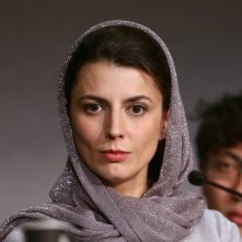Un'affascinante Leila Hatami al Festival di Cannes 2014, nelle vesti di giurata