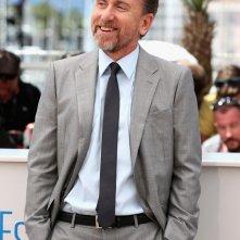 Tim Roth a Cannes 2014 per presentare Grace di Monaco